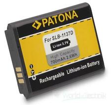 PATONA Akku Batterie accu battery f. Samsung Digimax i85 L74 wide NV11 NV24 HD