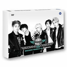 SHINEE - THE 3RD CONCERT [SHINEE WORLD III IN SEOUL] 2DVD+Photbook