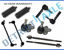 Brand New 10pc Complete Front Suspension Kit for Chevy Equinox Torrent Saturn