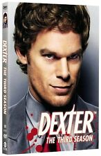 Dexter: Complete Third Season  DVD Michael C. Hall, Jennifer Carpenter, Lauren V