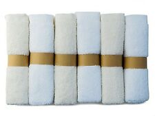 Bamboo Baby Washcloths 100% Organic, 100% Natural  Ultrasoft  Absorbent, 6pc
