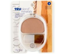 Covergirl TruBlend Minerals Foundation 11g - Natural Beige 100% Brand New