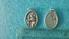 St. Christopher Patron Saint of Travelers Medal Religious Catholic