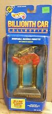 1990 Hot Wheels Billionth Car Collection Gold Corvette '68 Stingray Trophy Car