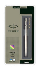 Parker Classic Stainless Steel CT Ball Pen:9000013838