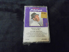 """SEALED"" FRANK SINATRA ""COLLECTORS EDITION FROM THE 40'S"" Cassette Tape"