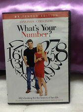 Original DVD : WHAT'S YOUR NUMBER