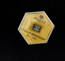 Pfeifer SGA 10816 Diamant-Abtastnadel/Nadel KENWOOD N-39 N-39MKII V-39 NOS PS346