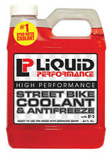 LIQUID PERFORMANCE MOTORCYCLE RACING ANTIFREEZE COOLANT