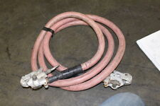 JUMPER CABLES GROUNDING CABLES CHANCE OKOCORD 15000V 13FT 2 AWG