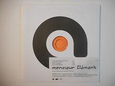 MONSIEUR CLEMENT : AU CHAUD DANS MA MAISON (4 TITRES) ♦ CD SINGLE PORT GRATUIT ♦