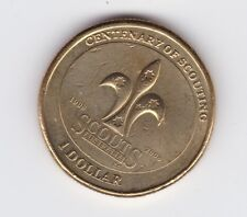 1908-2008 Centenary of Scouting Scouts Australia $1 Coin  G-178