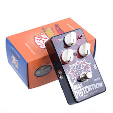 Biyang Baby Boom DS-10 Guitar Bass Effect Pedal Max Distortion True Bypass