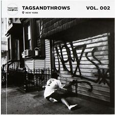 TAGS AND THROWS VOL.002 - GRAFFITI ART BOOK - NEW YORK STREET ART