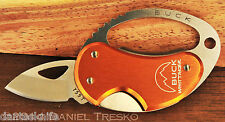 Buck Knives Orange Metro, Being Prepared for all Possibilities B759OR