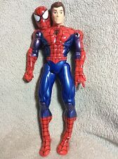 Spider-Man Unmasked Peter Parker Marvel 10 WITH MASK