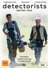 THE DETECTORISTS - Season 2 - R4 DVD - Sealed/BRAND NEW - TV Series