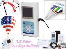 12 Channel ECG Holter ECG/EKG 24 Hours Holter EKG Monitor+Software,TLC5000