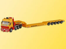 Kibri 13582 MB SK Tractor with Lowbed semi-trailer, Kit, H0