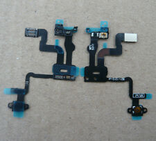 Power On Off Light Sensor Flex Cable Replacement Parts For iPhone 4S