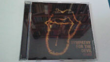 "THE ROLLING STONES ""SYMPATHY FOR THE DEVIL REMIX"" CD SINGLE 6 TRACKS"