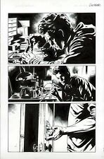 AMAZING SPIDERMAN #1 PAGE 15-16 ORIGINAL ART MARVEL COMICS MOVIE PETER PARKER