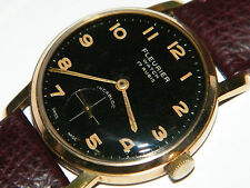 Fleurier Watch,Militär,Handaufzug,Herren,Armbanduhr,Wrist Watch,HAU,Cal.1130 AS