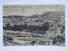 GENOVA Palazzo Doria Granarolo vecchia cartolina