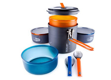 GSI Outdoors Pinnacle Dualist Cook Set - New in Box!