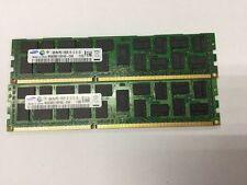 Samsung 8GB(2x4GB) RDIMM ECC REG DDR3 1333 MHz Speicher HP  ProLiant DL380 G7