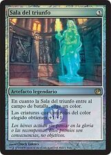 MTG MAGIC 1x SALA DEL TRIUNFO / HALL OF TRIUMPH PROMO FOIL ESPAÑOL