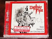 Captain Trips: The Dance Of Untruth CD 2013 Bonus Tks Stormspell SSR-RWH109 NEW