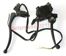 Dual Brake Thumb Throttle & Clutch Lever 150 200 250CC China ATV Quad Sunl BMX