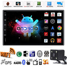 "7"" HD 2 Din Quad Core Car Stereo GPS MP5 Player Radio 3G Wifi + Reversing Camera"