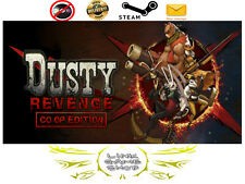 Dusty Revenge: Co-op Edition PC & Mac Digital  STEAM KEY - Region Free