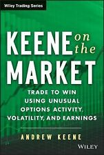 KEENE ON THE MARKET - ANDREW KEENE (HARDCOVER) NEW