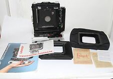 Linhof Technikardan 9x12 (4x5) Very Compact View Camera