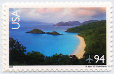 US Scott # C145 Landmark Series  Trunk Bay, St John VI  MNH***FREE SHIP***