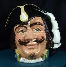 Royal Doulton Character Jug - Captain Henry Morgan - D6467 - NEW !