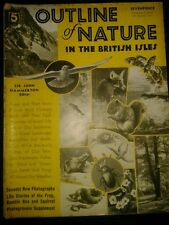 Outline of Nature in the British Isles final edition no 5