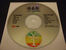 In Between Now and Then by O.A.R. (CD, Oct-2003, Lava Records) - Disc Only!!!