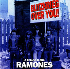 BLITZKRIEG OVER YOU - A tribute to the RAMONES Sampler CD