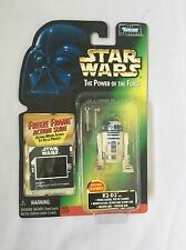 R2-D2 Star Wars POTF Freeze Frame Imperial Trash Compactor Slide Variant 1997