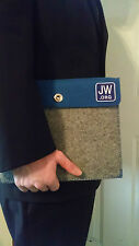 JW.ORG - Magazine - Tract - Field Service - Ministry - Tablet Case - Blue