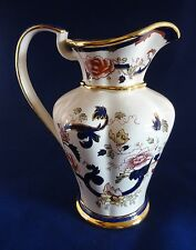 Masons Ironstone Blue Mandalay Jug 22cm