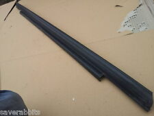 VW CORRADO BLACK RIGHT DRIVER SIDE DOOR SILL COVER TRIM