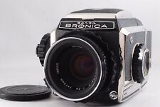 [Excellent +++] ZENZA BRONICA S2 nikon Nikkor-P 75mm f2.8 6×6 from Japan""