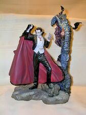 """FRANKLIN MINT PRESENTS UNIVERSAL MONSTERS DRACULA """"THE CURSE OF DRACULA"""""""