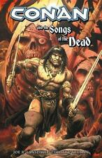 Conan and the Songs of the Dead (Conan (Dark Horse Unnumbered)) by Lansdale, Jo