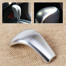 New Chrome AT Gear Shift Knob Cover For 2014 2015 Nissan Rogue X-Trail Sentra